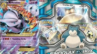 POKEMON SNORLAX GX BOX Surprise EX CARD SUPER RARE!!!
