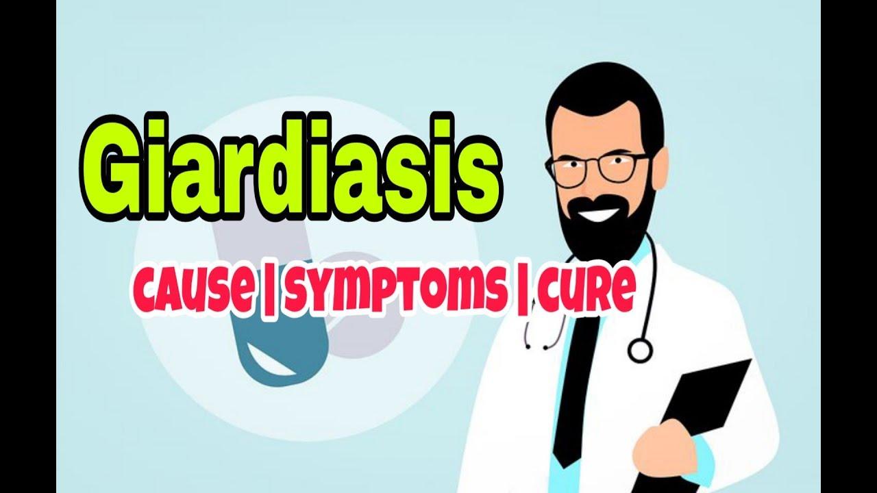 simptomele giardiozei la copii infecție cu bandă largă a unei persoane