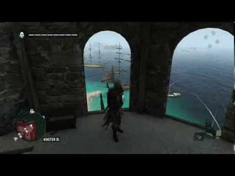 Assassin's Creed 4 Black Flag - Social Chest - Possible location #1