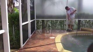 Ure Seal H2O Prep & Application for Brick Pavers