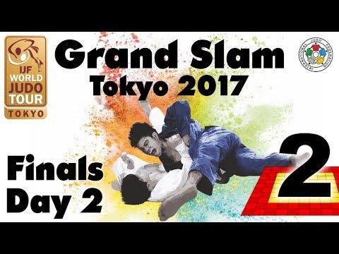 Judo Grand-Slam Tokyo 2017: Day 2 - Final Block