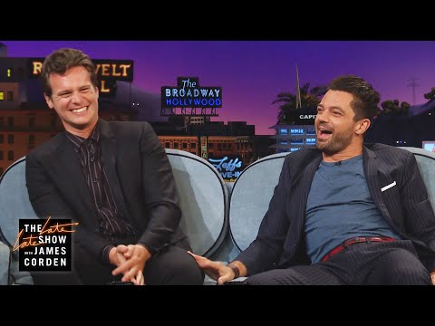 Jonathan Groff & Dominic Cooper's Families Complicate Their Dating Lives