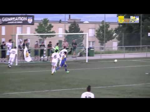 FC Cortaillod - FC La Chaux-de-Fonds , les highlights