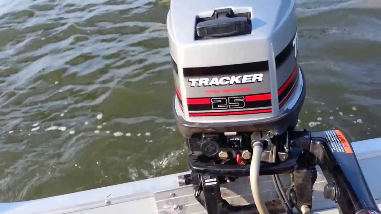1998 25hp Mercury Outboard Motor For Sale Youtube