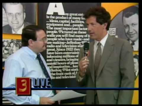 WBTV's 40th Anniversary - Celebrated on Top O' the Day - 1989