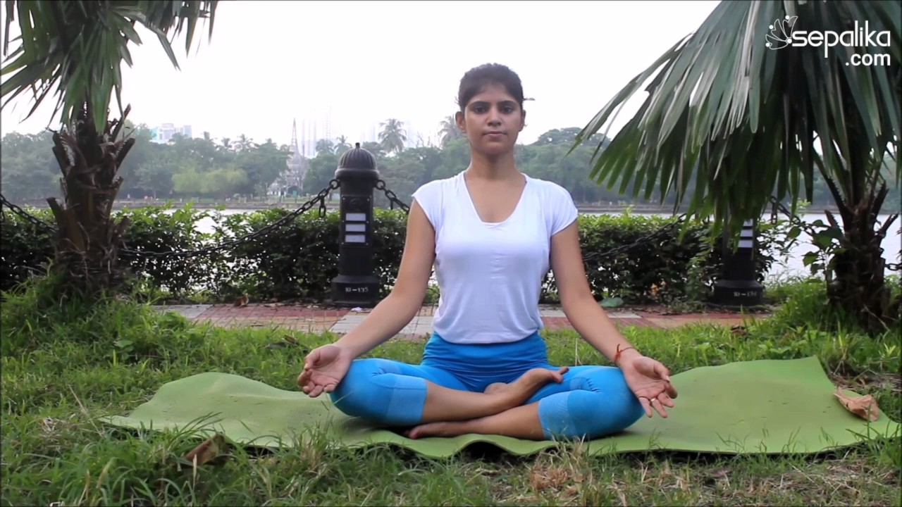 How To Do Kapalbhati (Skull Shining Breathing Technique) Video