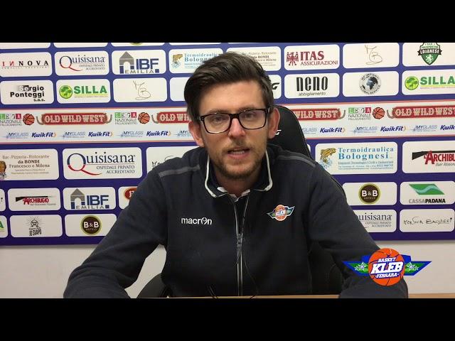 Presentazione Bergamo Bondi