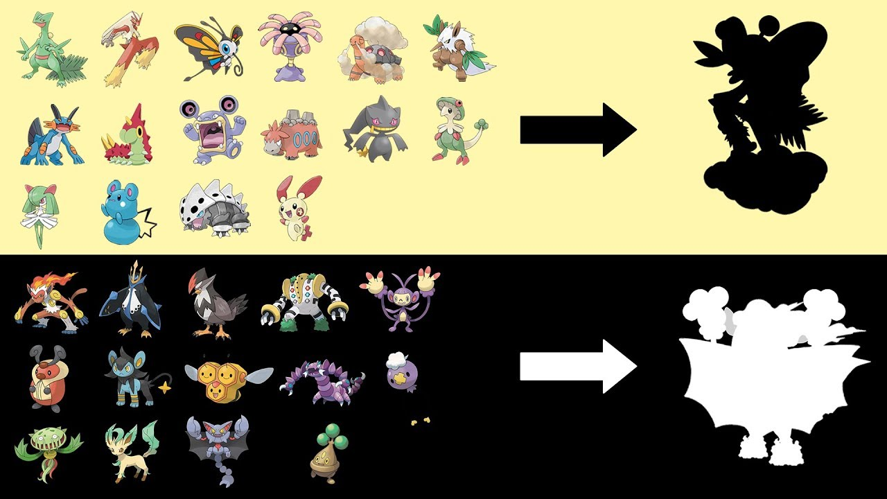 pokemon fusion challenge 16 in 1 pokemon gen 3 and 14 in 1