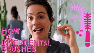 How to clean your teeth? Part 3 Video 2: How to use Piksters!