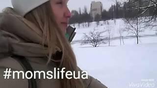 Коляска Stokke и зима