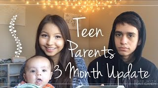 15 pregnant our sons 3 month update