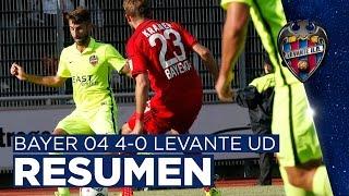 Video Gol Pertandingan Bayer Leverkusen vs Levante