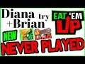 "👺 NEW GAME - ""Eat Em Up"" with Diana ✦  Sunday FunDay ✦ Slot Pokies at Cosmopolitan Las Vegas"
