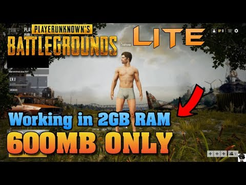 Download PUBG PC Lite  Highly Compressed For Pc In Just 600 MB With Setup Installation Proof