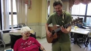 "Music for Hospice - Tom Rossi - ""The Way You Look Tonight"""