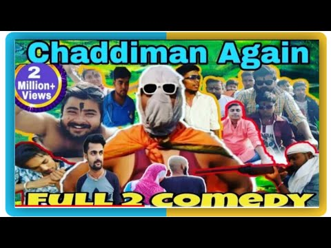 CHADDIMAN AGAIN || BY TECH2TIME || Shaktimaan|| latest funny Comedy 2019