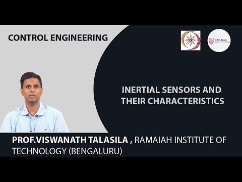 Inertial Sensors and Their Characteristics