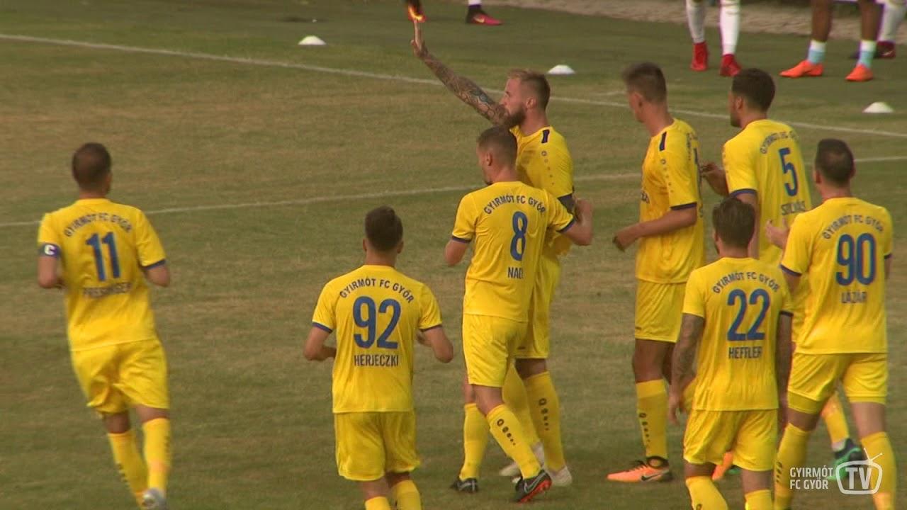 Gyirmót FC Győr - Duna Aszfalt TVSE 5-0