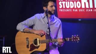 Alex Beaupain - Après moi le déluge en live dans le Grand  Studio RTL