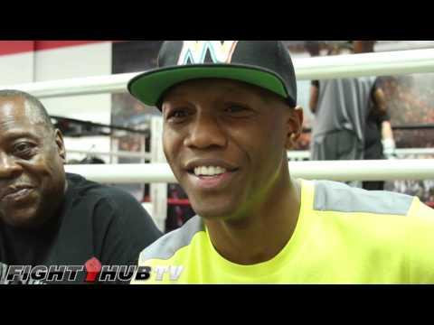 My toughest fight: Zab Judah says Micky Ward