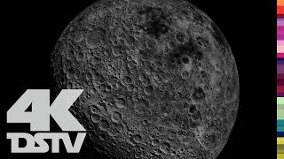 2016 MOON PHASES TIMELAPS | 4K ULTRA HD SPACE VIDEO