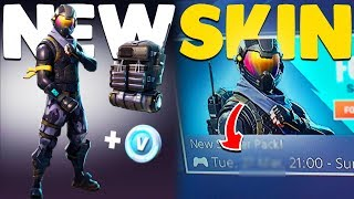 NEW ROGUE AGENT STARTER PACK | Fortnite Battle Royale