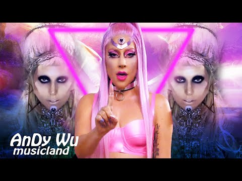 LADY GAGA - Stupid Love / Born This Way (Mashup)