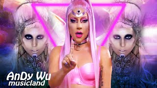 Download Lagu LADY GAGA - Stupid Love Born This Way Mashup MP3
