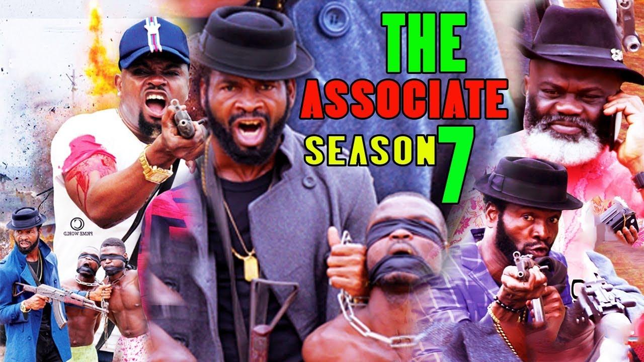 Download THE ASSOCIATE SEASON 7- NIGERIAN MOVIES 2020 LATEST FULL  MOVIES