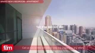 Al Bateen Tower, Dubai - 3 Bedroom Apartment for Sale - Dubai Marina