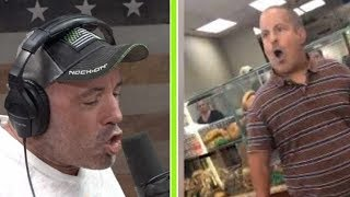 Lenny Dykstra Will Kill the Bagel Boss Guy! | Joe Rogan