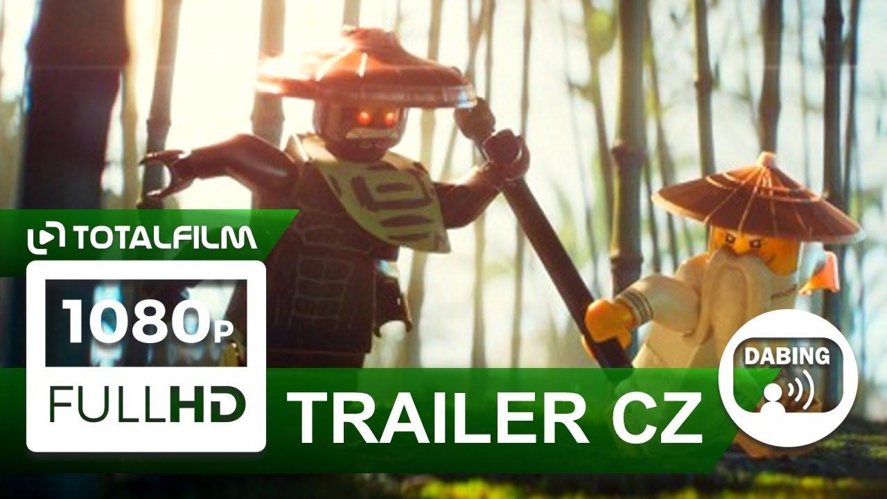 LEGO® Ninjago® film (2017) druhý CZ dabing trailer