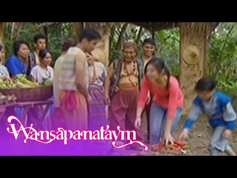 Wansapanataym: Sisay as Goddess