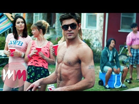 Top 10 Hottest Zac Efron Moments streaming vf