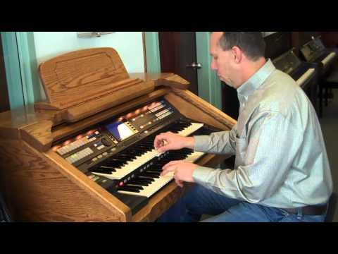 Technics Organ Demo : For Sale at a Fraction of the Cost | Piano Gallery
