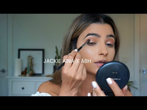 PLAYING WITH JACKIE AINA X ANASTASIA BEVERLY HILLS PALETTE| Preet Aujla thumbnail