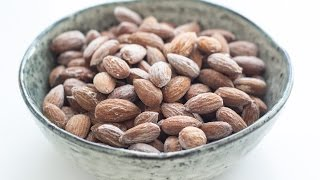 Salted Almonds - Easy Recipe