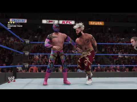 Jordans & Nikes in WWE 2K18