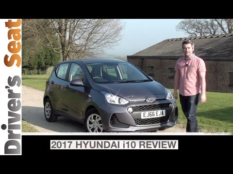 Hyundai i10 2017 Review| Driver