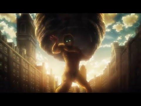 ไททัน ภาค1 เอเลนอุดกำแพง Attack on Titan Season 1