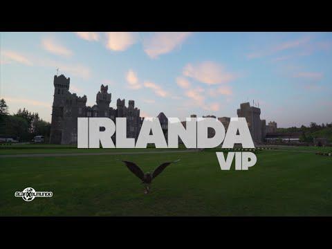 Dormí en un castillo! Irlanda #15 VIP