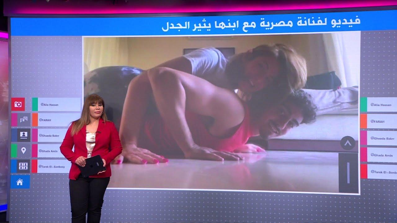 الفنانة المصرية هيدي كرم تثير جدلا بفيديو تمارس فيه الرياضة مع نجلها  - نشر قبل 14 ساعة