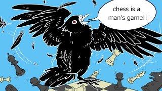 Can Women Chess? Ft. Black Pigeon Speaks