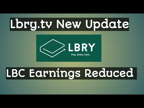 lbry-tv-new-update-|-lbc-rewards-are-reduced-now-|-lbry🔥🔥🥺