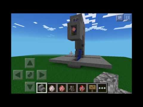 how to build a mob grinder in minecraft pe