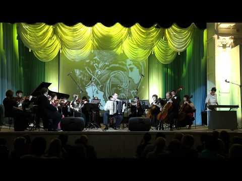 Юбилейный концерт Александра Чудновского «Александр Чудновский и Чудо-аккордеон».