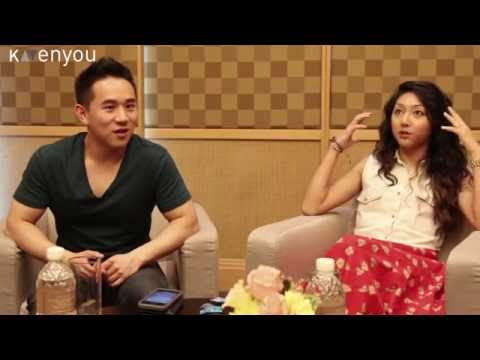 An upclose and personal interview with Jason Chen and Clara C!