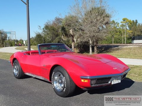 How to replace the Radiator on a C3 Corvette Stingray Chevy 350