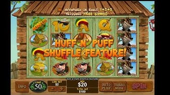 Piggies and the Wolf Online Slot - Instant Play Casino Online Games & Slots