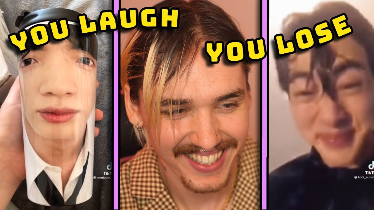 Download YOU LAUGH, YOU LOSE [k-pop tik toks]